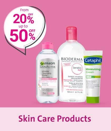 Beauty Card - Skin Care En