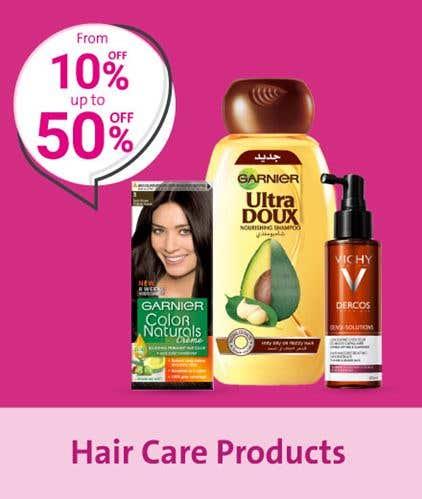 Beauty Card - Hair Care En