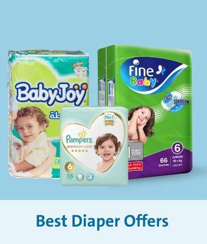 MB Card - Diapers Best Offer En