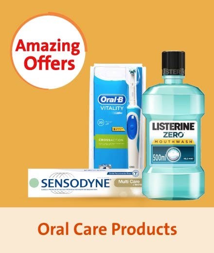 EDE Card - Oral Care En