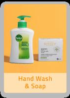 Wash Soap Card En