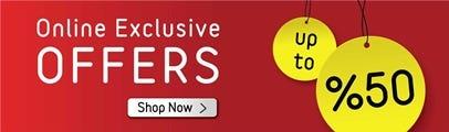 Online Exclusive Offers