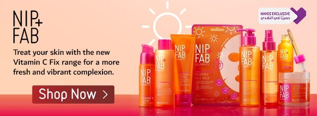 Nip + Fab VitaminC Cat  En