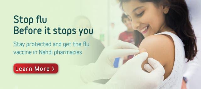 Vaccination banner En