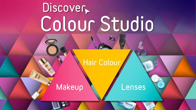 Color Studio Banner En