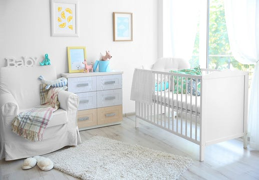 Top 10 tips for a safe and cozy nursery