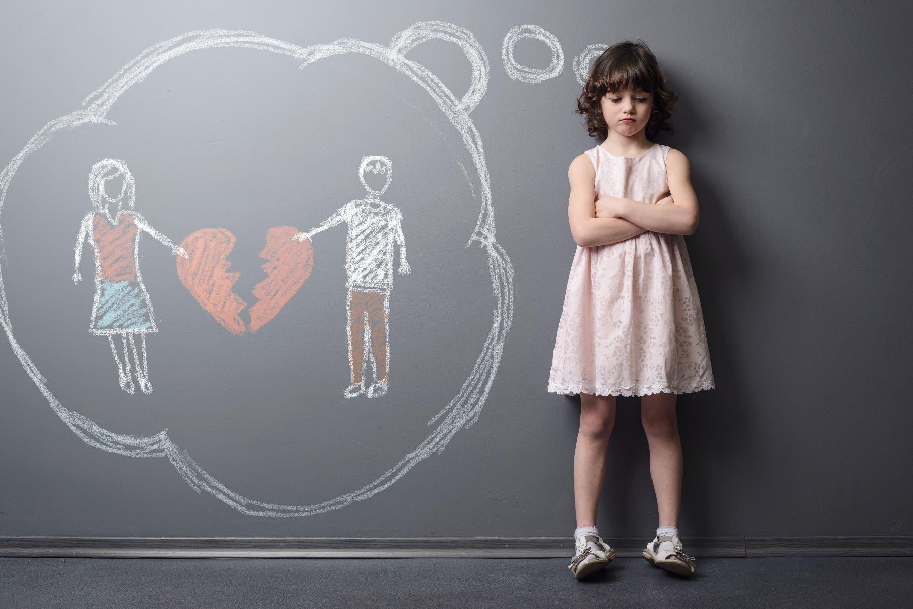 كيف نربي أطفالنا بعد الطلاق